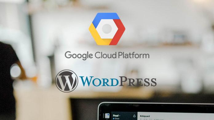 Install Wordpress on Google Cloud Platform