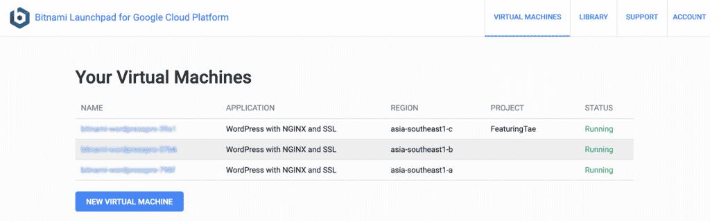 วิธีติดตั้ง WordPress พร้อม SSL บน Google Cloud Platform