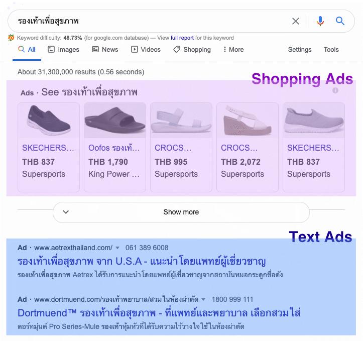 สร้างแคมเปญโฆษณาเพื่อดึงดูดบรรดาขาช็อปด้วย Google Shopping Ads