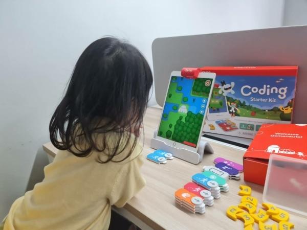 OSMO Coding Starter Kit เรียนรู้โค้ดดิ้งสำหรับเด็กอายุ 5 - 10 ปี